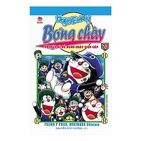 Doraemon Bóng Chày - Truyền Kì Về Bóng Chày Siêu Cấp - Tập 23 (Tái Bản 2019)