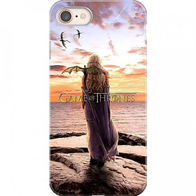Ốp Lưng Cho Điện Thoại iPhone 5 / 5S / 5SE Game Of Thrones - Mẫu 329