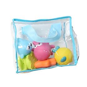 Combo 4 hộp 10 gói Sữa Glico Icreo Balance Milk Stick Số 0 (12.7g) và đồ chơi tắm Toys House-2