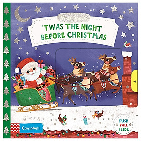 First Stories: 'Twas The Night Before Christmas