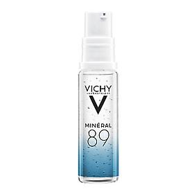 Bộ Dưỡng Chất (Serum) 15% Vitamin C Nguyên Chất Giúp Làm Sáng Và Cải Thiện Làn Da Lão Hóa Vichy Lifactiv Vitamin C 10ml  Và Dưỡng Chất Mineral 89 10ml