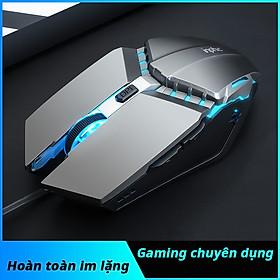 Chuột Chơi Game Có Dây Inphic P2 - Hàng Chính Hãng