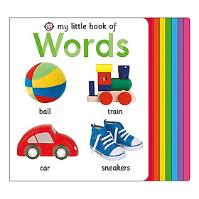 My Little Book of Words (My Little Books Series)