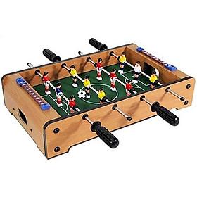 Bàn bi lắc bóng đá, bộ đồ chơi đá banh, đồ chơi bàn bi lắc cho bé, bàn bi lắc mini, sân bóng đá mini+ Tặng hình dán ngẫu nhiên