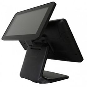 Máy bán hàng POS cảm ứng Zozo POS - Z9900M2, 2 màn hình, Tặng phần mềm bán hàng Trà Sữa VinPOS - Hàng Chính Hãng