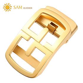 Mặt Khóa Thắt Lưng - Đầu Khóa Thắt Lưng SAM Leather SMDN037WV