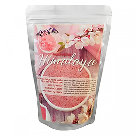 Muối hồng Himalaya loại mịn 1 kg
