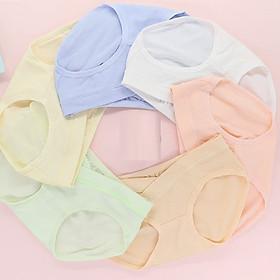 SET 5 quần lót COTTON cao cấp dành cho mẹ bầu,SAU SINH