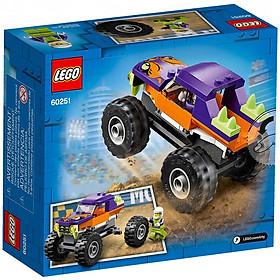 Đồ Chơi Lắp Ráp Lego City Chiến Xe Quái Vật 60251 (55 Chi Tiết)