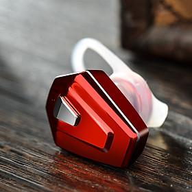 Tai nghe Bluetooth Headset chống ồn, lọc âm thông minh chuẩn kết nối Bluetooth V4.1 tương thích với hầu hết các dòng điện thoại cao cấp - Hàng chính hãng