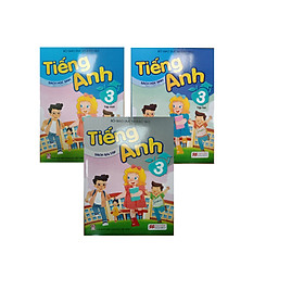 Combo Tiếng Anh lớp 3