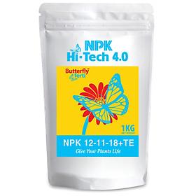 Phân bón Hi-Tech 4.0 NPK 12-11-18+TE