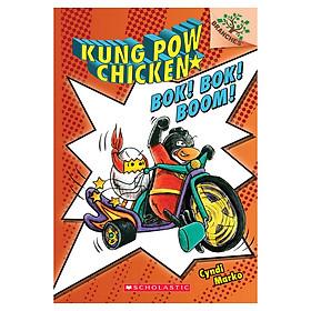 Kung Pow Chicken Book 2: Bok! Bok! Boom