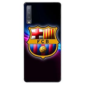 Hình đại diện sản phẩm Ốp lưng cho Samsung Galaxy A7 2018 - Clb Barcelona