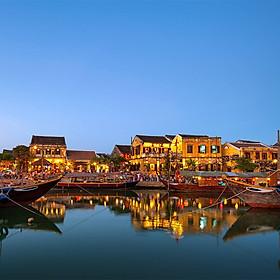 Tour Đà Nẵng - Hội An - Bà Nà - City Tour 3N2Đ, KH Hàng Ngày Từ Đà Nẵng