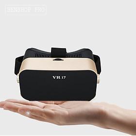 Kính thực tế ảo hành chính hãng VR i7 (vàng gold)