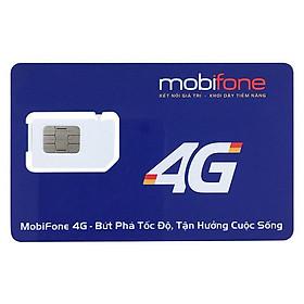 Sim 4G Mobifone Đa Năng Đăng Ký Gói C90N Và C90 - Hàng Chính Hãng