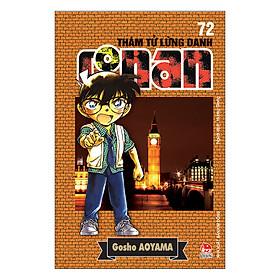Thám Tử Lừng Danh Conan - Tập 72 (Tái Bản 2019)