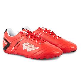 Giày Đá Bóng Sân Cỏ Nhân Tạo Prowin S50 Màu Đỏ - Hàng Chính Hãng
