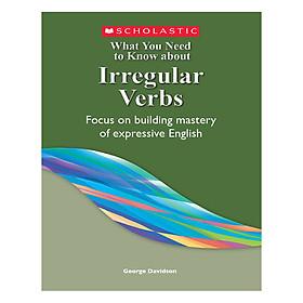 Wyntka: Irregular Verbs
