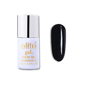 Sơn Gel Elite - Đen/Black (12ml)
