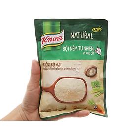 [Chỉ Giao HCM] - KNORR bột nêm natural vị rau củ - gói 150gr