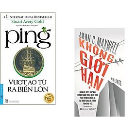 Combo 2 cuốn sách: Ping - Vượt Ao Tù Ra Biển Lớn + Không giới hạn
