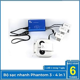 Bộ sạc nhanh Phantom 3 - Yxtech - Hành chính hãng
