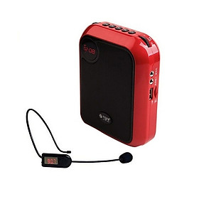 """Loa trợ giảng thời trang đa năng 5 trong 1 She Me Here T200, Kết nối Bluetooth không dây, kèm micro không dây tiện dụng - Hàng nhập khẩu giá chỉ còn <strong class=""""price"""">735.000đ</strong>"""