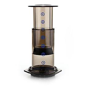 Portable Coffee Press Coffee and Espresso Maker 1-3 Cups per Press with 350PCS Coffee Filter Paper