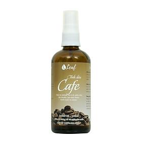 Bình xịt khử mùi, đuổi côn trùng tinh dầu cafe 100ml