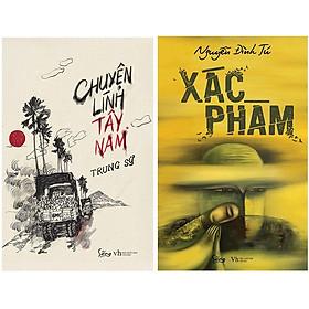 Combo Sách Văn Học : Chuyện Lính Tây Nam + Xác Phàm
