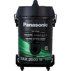 Máy Hút Bụi Công Nghiệp Panasonic MC-YL669GN49 - Hàng Chính Hãng