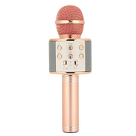 Mic Karaoke Cầm Tay Kết Nối Bluetooth