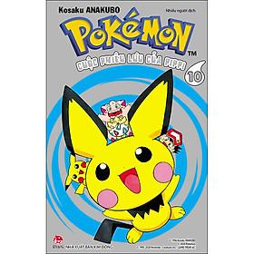 [Download sách] Pokémon - Cuộc Phiêu Lưu Của Pippi Tập 10