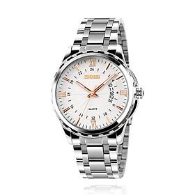 Đồng hồ nam chống nước NO6216G, phong cách trẻ trung lịch sự | Chính hãng SKMEI- Hàng nhập khẩu