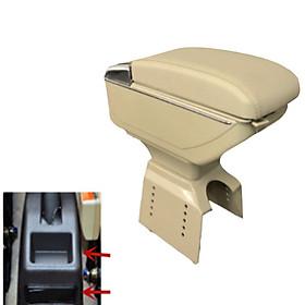 Hộp tỳ tay dành cho ô tô, xe hơi Honda Jazz tích hợp 7 cổng USB DUSB-HDJAZZ
