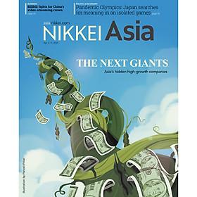 Nikkei Asian Review: Nikkei Asia - 2021: THE NEXT GIANTS - 14.21 tạp chí kinh tế nước ngoài, nhập khẩu từ Singapore