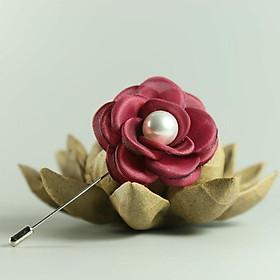 Cài áo hoa
