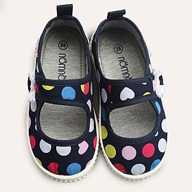 Giày búp bê cho bé gái quai dán NomNom EPG1914