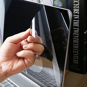 Miếng dán màn hình Macbook đủ dòng - Hàng cao cấp nhập khẩu chính hãng JRC - Bảo vệ chống bụi, bám vân tay và trầy xước