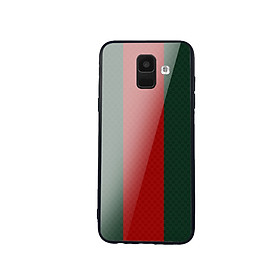 Hình đại diện sản phẩm Ốp Lưng Kính Cường Lực cho điện thoại Samsung Galaxy A6 - CX 01