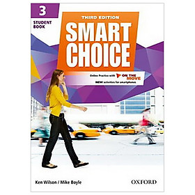 Smart Choice 3 SB 3E with online practice