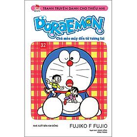 Doraemon - Chú Mèo Máy Đến Từ Tương Lai Tập 32 (Tái Bản 2019)