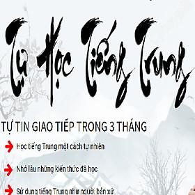 Khóa Học Online Tự Học Tiếng Trung
