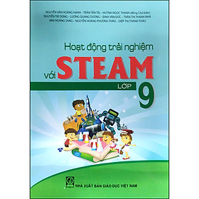 Hoạt Động Trải Nghiệm Với Steam - Lớp 9