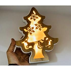 CHRISTMAS TREE LAMP - ĐÈN CÂY THÔNG