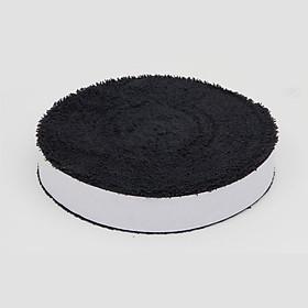 Quấn cán vải cầu lông, cuốn cán tennis vải mềm cao cấp - POKI (10m) - Giao màu ngẫu nhiên