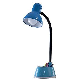 Đèn bàn học cao cấp Rạng Đông Model RD-RL-25.LED - Chính hãng, bảo vệ thị lực, chỉnh góc,bóng Led 5w, ánh sáng trắng vàng