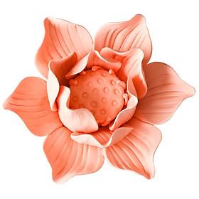 Khuôn rau câu silicon hoa sen 3 tầng